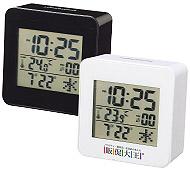 デジタル卓上電波時計 フルカラー名入れ代込み