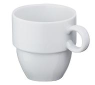 スタッキング陶器マグ小 200ml(日本製)