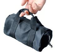 ミニドラムバッグ(黒)