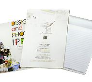 オリジナルレポート用紙 A4(40P)