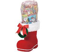 クリスマス ミニブーツ(中)お菓子入