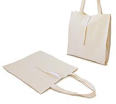 コットンレジ袋 (Lサイズ)