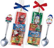 クリスマススプーン&キャンディ