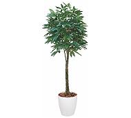 光触媒 人工観葉植物 パキラ2.0