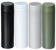 スリムステンレスサーモ(マット) 270ml 回転シルク印刷