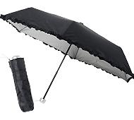 エレガンスリーフ 晴雨兼用折り畳み傘