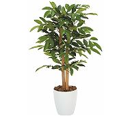 光触媒 人工観葉植物 アルデシア(万両)90