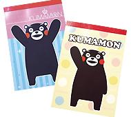 くまモンのメモ帳A6サイズ(日本製)