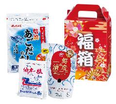 紅富士福箱 調味料3点セット