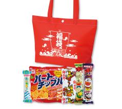 カジュアルトート福袋 お菓子5点