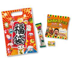 七福神お菓子福袋3点セット