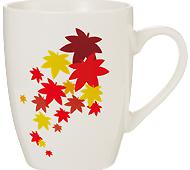 マグカップ(紅葉)