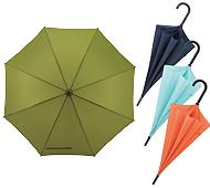シンプルカラージャンプ傘