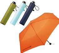 シンプルカラー折りたたみ傘