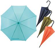 シンプルカラービッグジャンプ傘