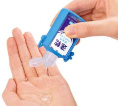 速乾携帯用ハンドジェル29ml