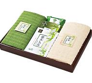 緑茶びより ゆったり5点セット (日本製)