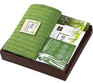 緑茶びより ゆったり4点セット(国産品)