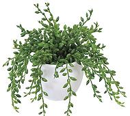 光触媒 人工観葉植物 グリーンネックレス