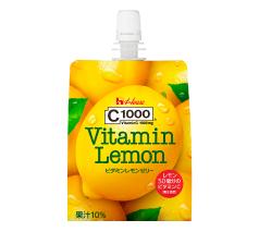 C1000 ビタミンレモンゼりー 180g