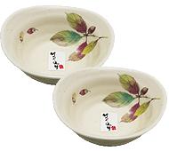 神田川俊郎 四季の実小鉢二個組