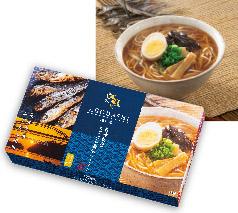 海の恵み 長崎県産あごだしラーメン3食組