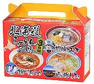 北海道らーめん三味3食組