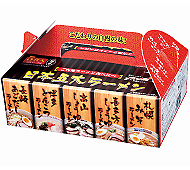 日本五大ラーメン食べ比べ5食組