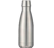 スタイリッシュ真空ステンレスボトル(シルバー)