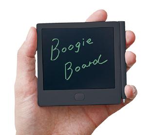 電子メモパッド「ブギーボード」mini