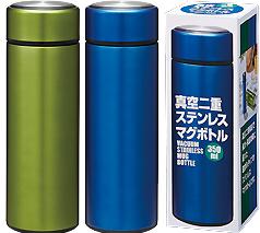 真空二重 ステンレスマグボトル(350ml)