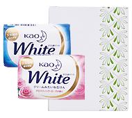 花王 石鹸ホワイト2個セット