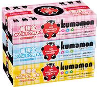くまモンのBOXティッシュ150W3個組