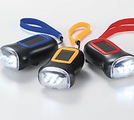ダブル充電ハンディパワーライト