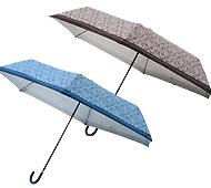 ルシア晴雨兼用折りたたみ傘
