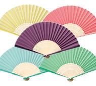 伝統色 麗扇子