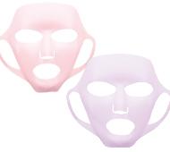うるり肌シリコンマスク&フェイスマスク3枚入