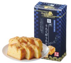 にっぽん美食めぐり 信州りんごのパウンドケーキ