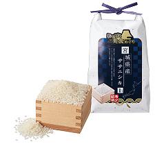 にっぽん美食めぐり 宮城県産ササニシキ1kg
