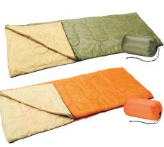 キャンプス 寝袋