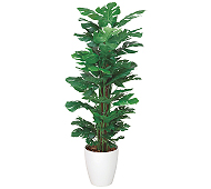 光触媒 人工観葉植物 スプリット1.2