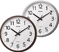 リズム時計 フィットウェーブジニア 電波時計