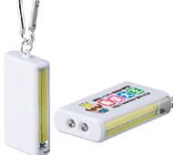 COBライト&LEDライト(カラビナ付)フルカラー名入れ専用