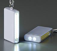 COBライト&LEDライト(カラビナ付)