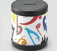 エコハンディーオリジナル貯金箱(日本製)