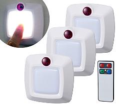 LEDタッチライト3P サンセット(リモコン付)