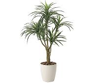光触媒 人工観葉植物 ユッカ90