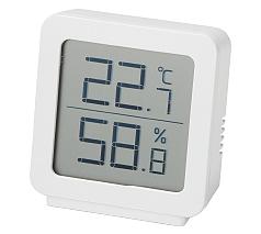 シンプル温湿度計 フルカラー名入れ代込み
