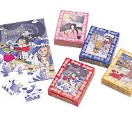 日本昔話ジグソーパズル