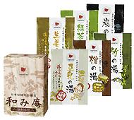 和み庵入浴料6種アソート箱入りセット(日本製)